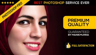 Do Photoshop Editing, Photo Retouching Professionally -3 Photo