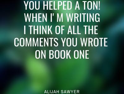 Developmentally edit your novel