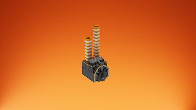 Design a 3D Voxel Model