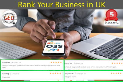 Get your UK Business ranked on Google UK (SEO 2019)