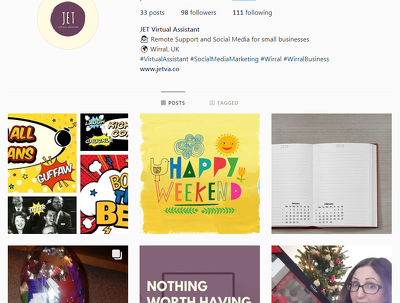 Set up an Instagram profile for your business