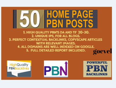Do Quality 50 Pbn Posts Dofollow Backlinks to boost your website