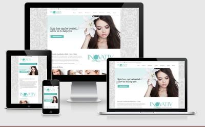 Design Responsive Wordpress Site, SEO Friendly + Security Plugin