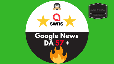 Provide an Editorial Guest Post on South West News DA 57
