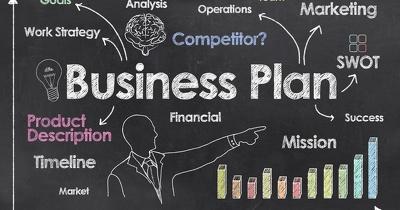 create a comprehensive Business Plan