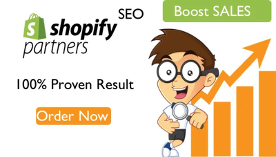Do Complete Shopify Onpage Seo Optimization