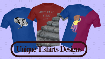 Design t.shirts for you