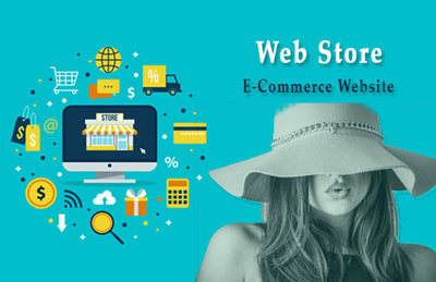 Build online store with wooCommerce.