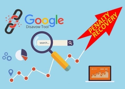 Analyze Toxic Links And Create Disavow File For Remove Bad Links