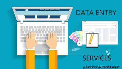 Do any kind of data entry work for $10