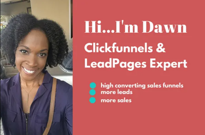 Design a sales funnel to generate sales