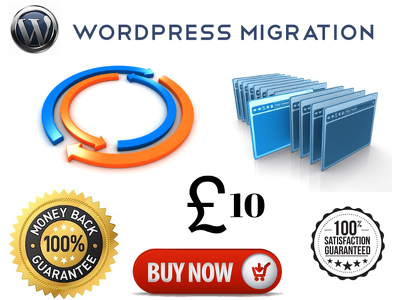 Migrate  your wordpress website to a new hosting or domain name