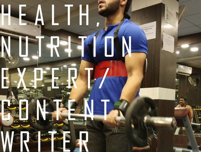 Write quality 5000+ words health/fitness/nutrition e-book