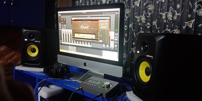 Do Mixing and Mastering for your track