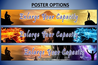 Design eye catching infographic flyer brochure banner ads