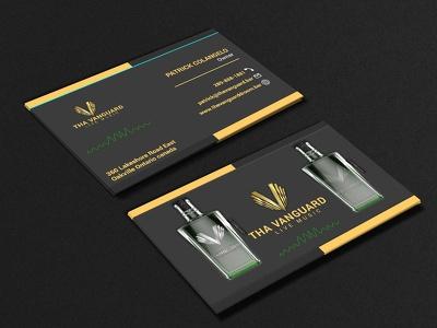 Design business card and stationary design