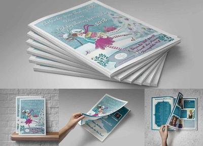 Design Flyer, Brochure, Poster Professionally