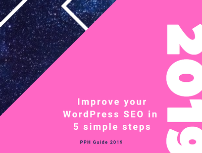 Help you improve your WordPress SEO in 5 steps