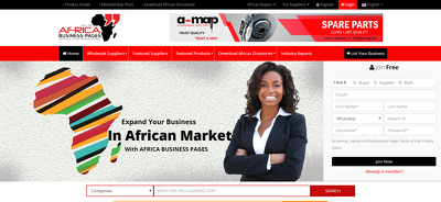 Guest Post on Africa Business - AfricaBusiness.com - DA50, PA55