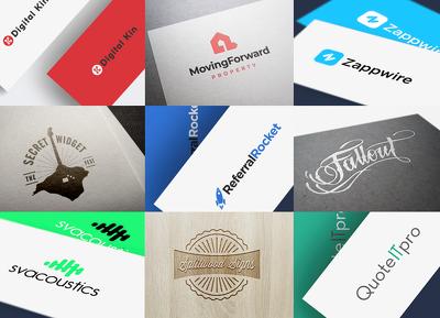 Design your logo + logo source files