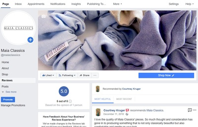 Design a professional, appealing & awesome FB Business Page