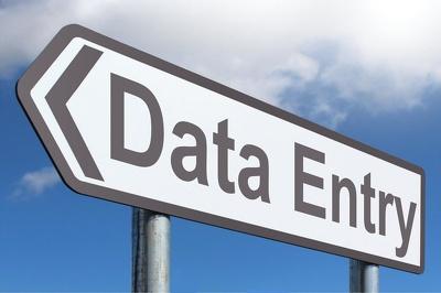 Do 2 hour data entry / web search/PDF conversion