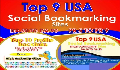 Provide 45+Unique Domains High Authority Backlinks.