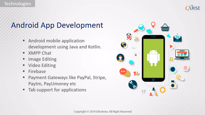 Convert your idea to a real android app