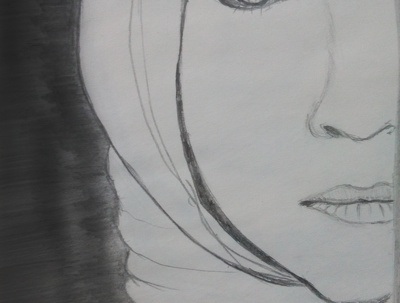 Draw your portrait hand drawing pencil/ water color.