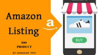 Listing Of Amazon Product 100