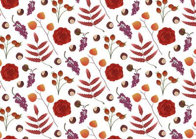 Make vector pattern designs