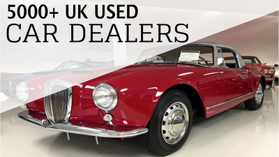Send you 5000 UK USED CAR DEALERS contact/Email list