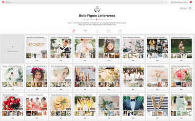 Manage your Pinterest account