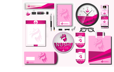 Design CORPORATE BRANDING/ STATIONERY DESIGN