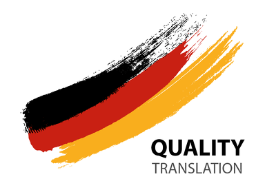 Quality translation of English into German (up to 1.000 words) -