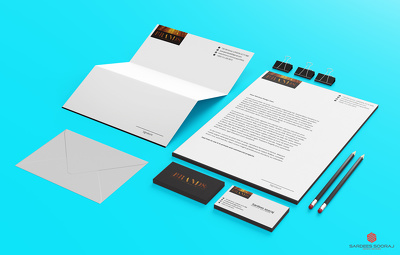 Branding Stationery Design a clean, modern logo with 3 concepts
