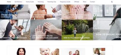 Guest post on parentingclan.com DA -38 Family Parenting blog