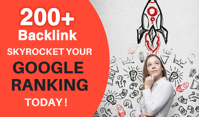 Build 200+ Quality SEO Links -2019 New Algorithm SEO Package