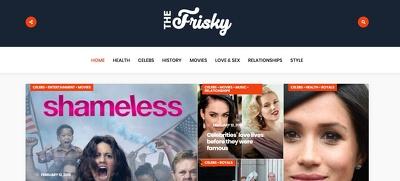 Publish a Guest Post on Thefrisky.com - DA 75 - Dofollow
