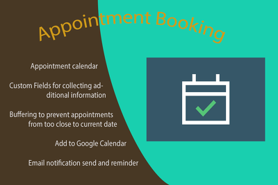 Integrate a booking site on your Wordpress