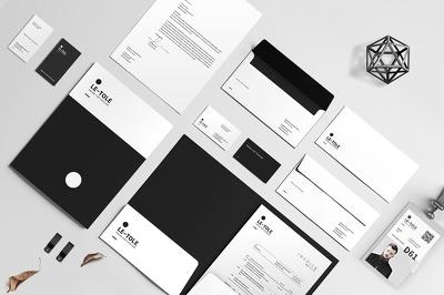 Design Full Branding Stationary Identity+ UNLIMITED REVISIONS