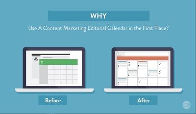 create a custom 6 month social media content marketing calendar