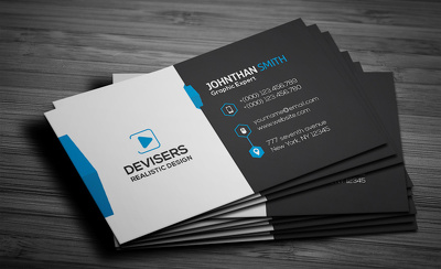 Design an amazing and unique business card