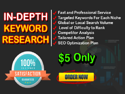 Advanced Keyword Research For SEO or PPC (Ads)