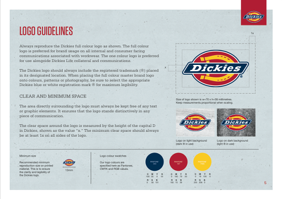 Create your company brand guidelines