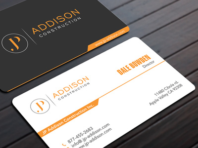 Design amazing Business Card
