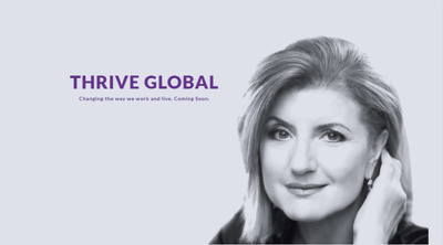 Guest Post on ThriveGlobal, DA63, PA65, Dofollow Link