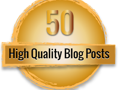 50 PBN WordPress and Blogger Backlinks for your website