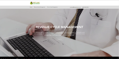 Create professional 4-5 pages responsive wix website