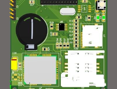 Design Multilayer PCB Design with 3D model & BOM Using Altium